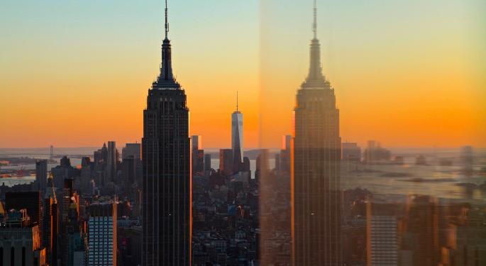 New Dawn: Week Begins With Optimistic Tone Amid Positive Signs From Europe, New York State