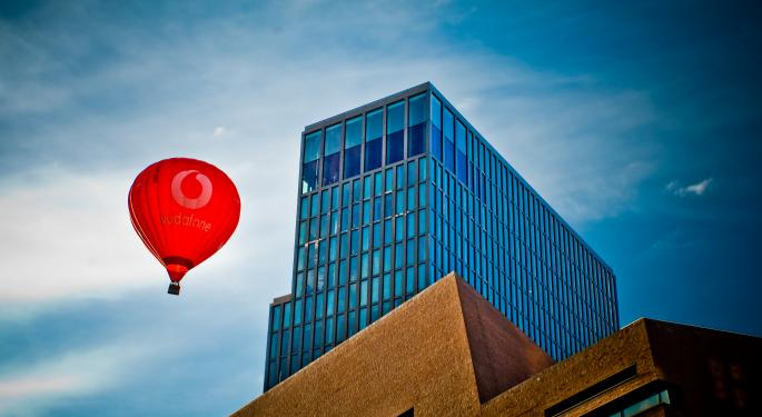 Argus Upgrades Vodafone After A Quarter That Delivered 6 Times The S&P 500's Performance