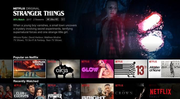 Analysts Weigh In On Netflix's Rocky Quarter