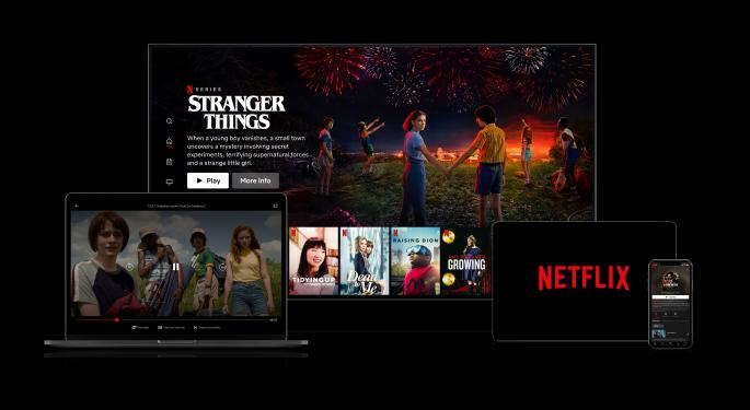 UBS Downgrades Netflix, Eyes High Valuation And Tougher Comps