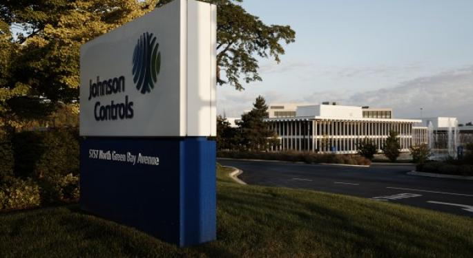 Morgan Stanley Upgrades Johnson Controls On Commercial Buildings Potential