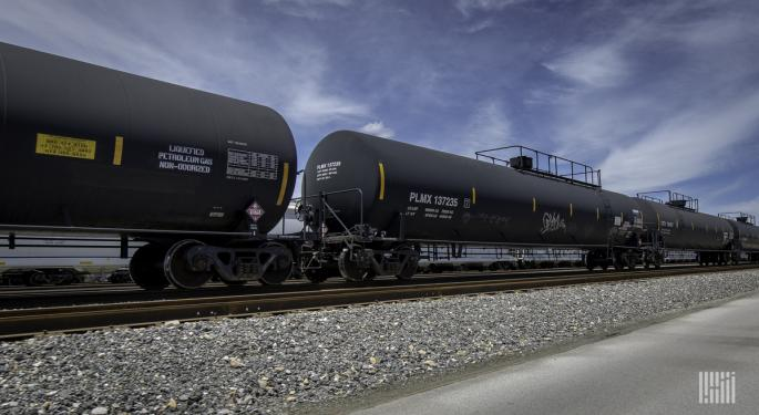 Environmental Groups, States Sue Feds Over LNG By Rail