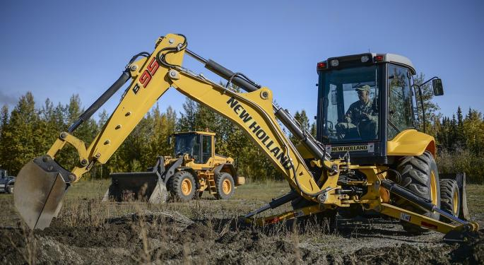Axiom Saw A Positive Surprise In United Rentals Earnings