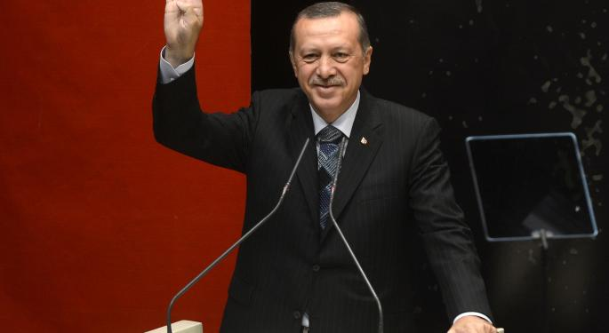 Turkey ETF Confronts Another Election