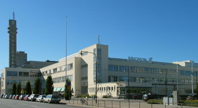 Investors Continue To Punish Ericsson Stock