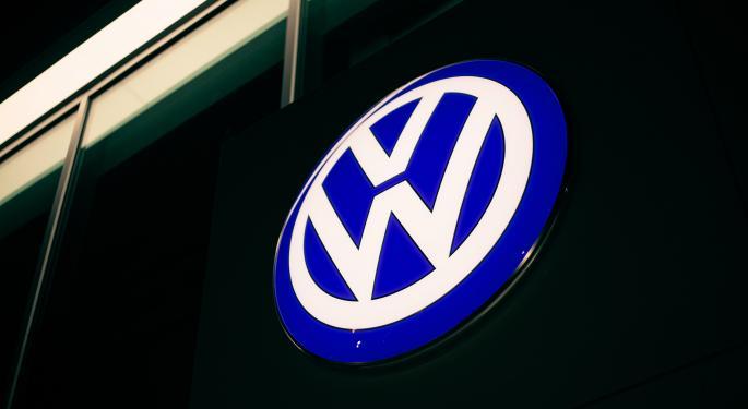 ¿Qué está pasando con las acciones de Volkswagen?