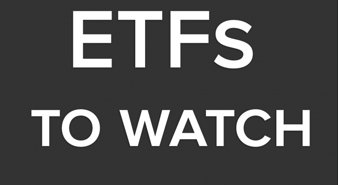ETFs to Watch May 1, 2013 EUO, NUGT, VHT