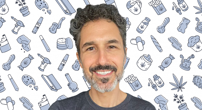 5 Weed Products 'Survivor' Winner Ethan Zohn Can't Live Without