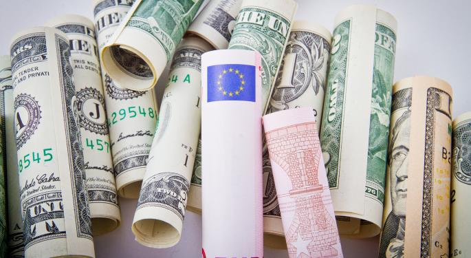 EUR/USD: Draghi Drags It Below Support