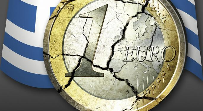 Marathon's Richards Outlines What To Buy If Grexit Occurs