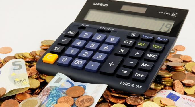 An ETF For A Financial Services Rebound