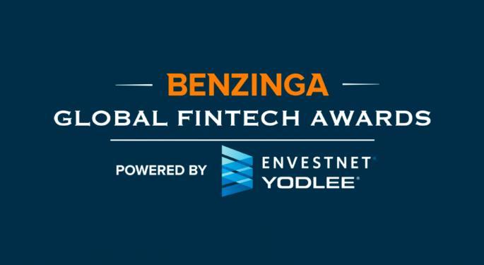Open Banking At The Benzinga Global FinTech Awards