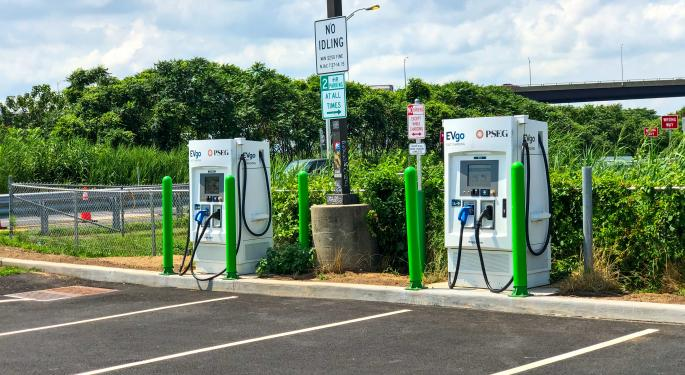 EVgo Woos Tesla Drivers With Connectors At EV Fast Charging Network