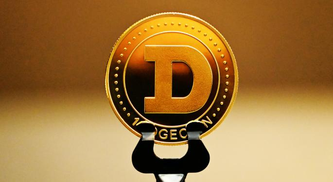 What happens today with Dogecoin?