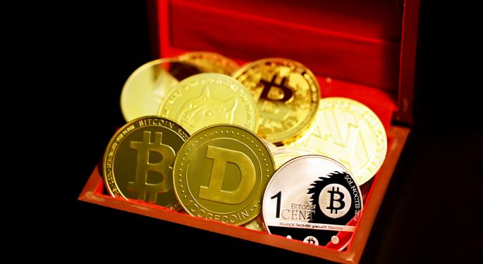 Dogecoin + 17%, major cryptocurrencies keep rising