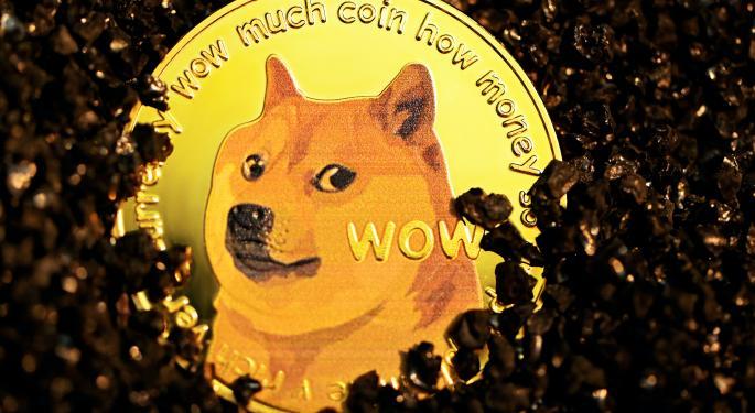 ¿Qué está pasando hoy con Dogecoin?