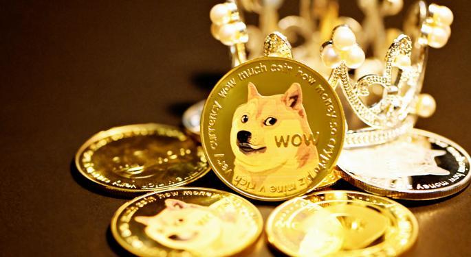 Dogecoin, más popular que Bitcoin en eToro de EE.UU.