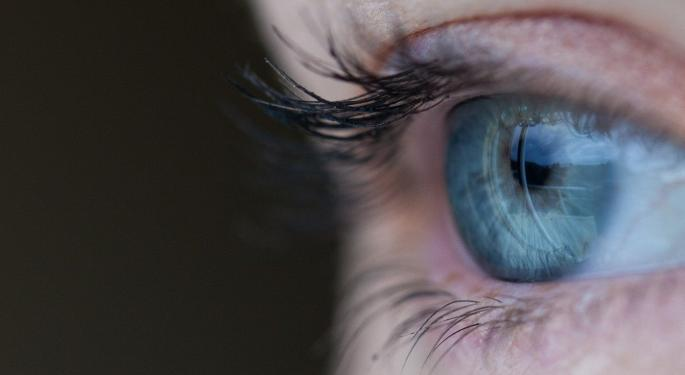What To Watch For As Second Sight Stock Gaps Higher On Vision Study Results