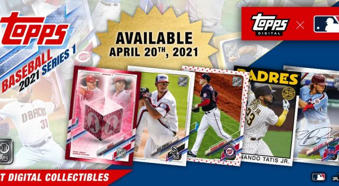 Topps Announces MLB NFTs: What Investors And Collectors Should Know