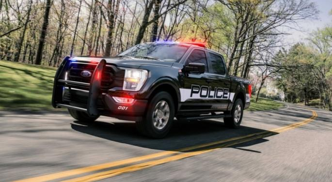 Ford Debuts 2021 F-150 Police Responder: What You Need To Know