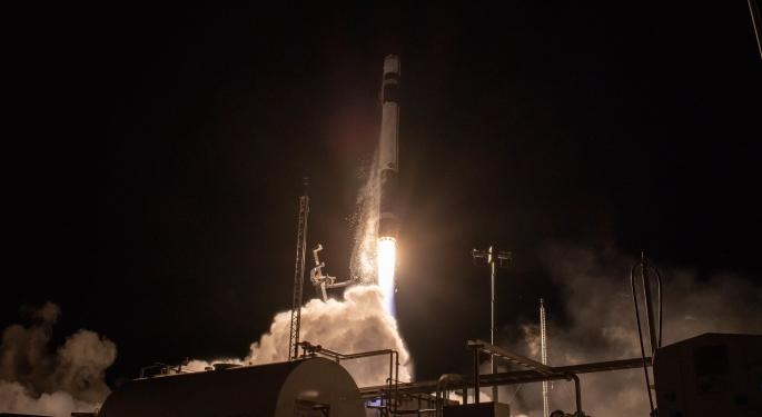 Rocket Lab Is Ready To Launch SPAC and Satellite: What Investors Should Know About SpaceX Competitor