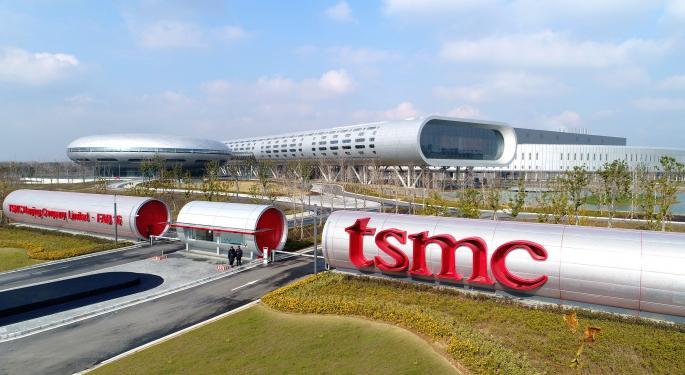 TSMC prevé una expansión en EE.UU.