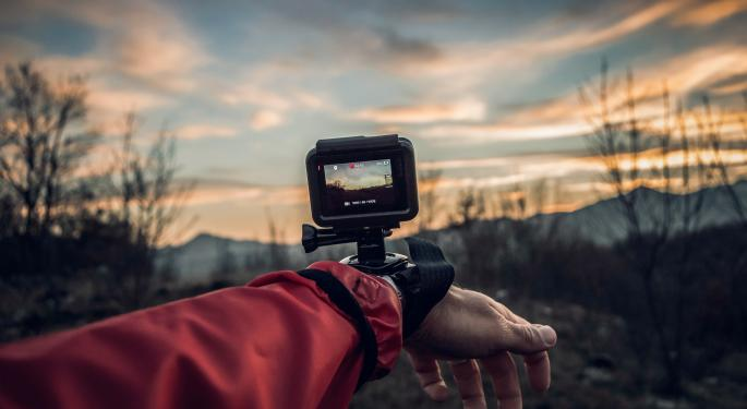 GoPro Turns To Selling Outdoor Gear As Coronavirus Impacts Business
