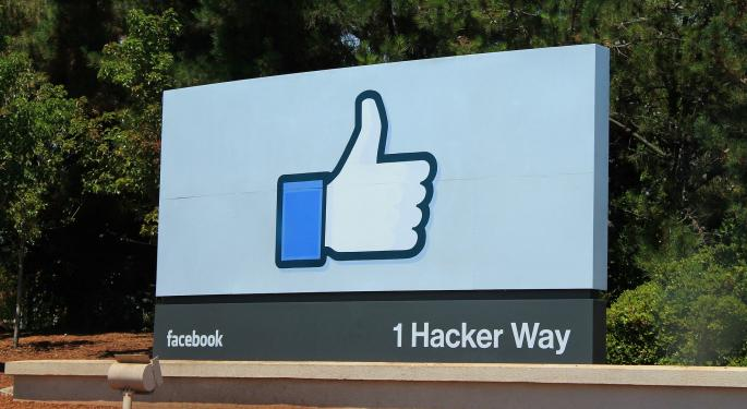 Option Traders Making Large Bullish Bets On Facebook Following Recent Weakness