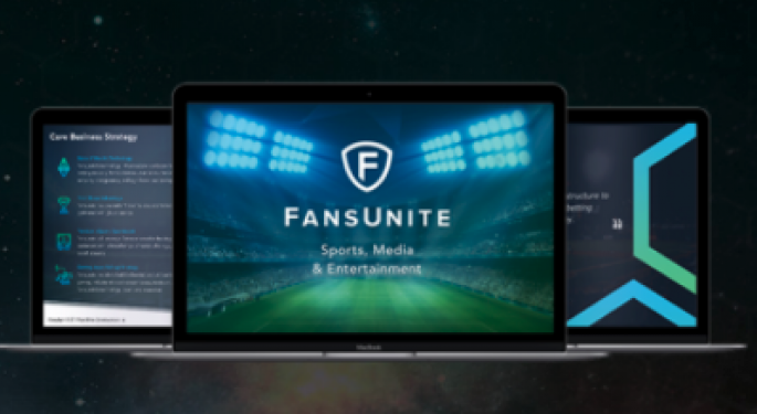 FansUnite Is Pursuing Online Sports Betting In The US