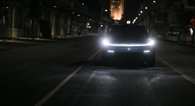 Faraday Future Going Public Via SPAC: What Investors Should Know