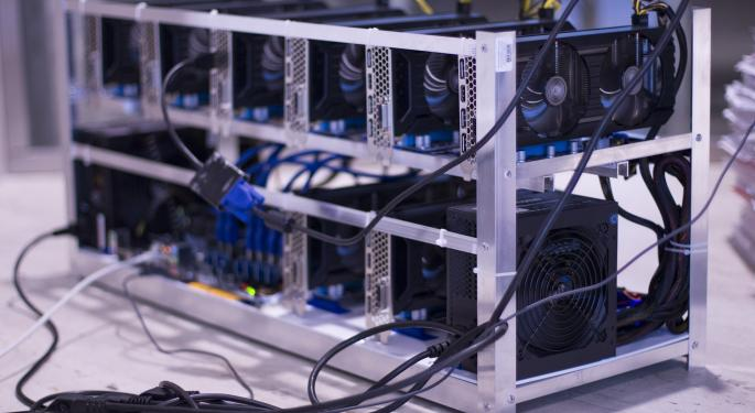 Digital Power Announces New Cryptocurrency Mining Division; Stock Surges