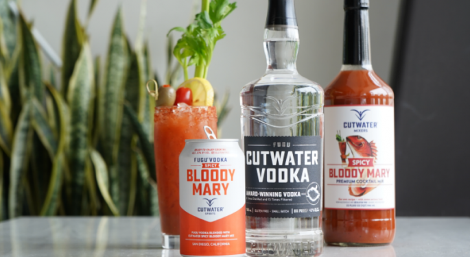 'They've Got To Diversify': Anheuser-Busch Buys Liquor, Canned Cocktail Company Cutwater