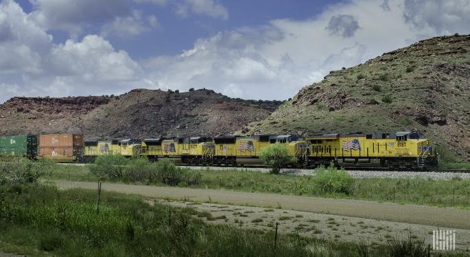 Court Action Prevents Union From Striking Against Union Pacific
