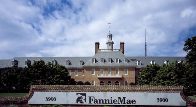 Here's How Much Investing $100 In Fannie Mae Stock Back In 2010 Would Be Worth Today