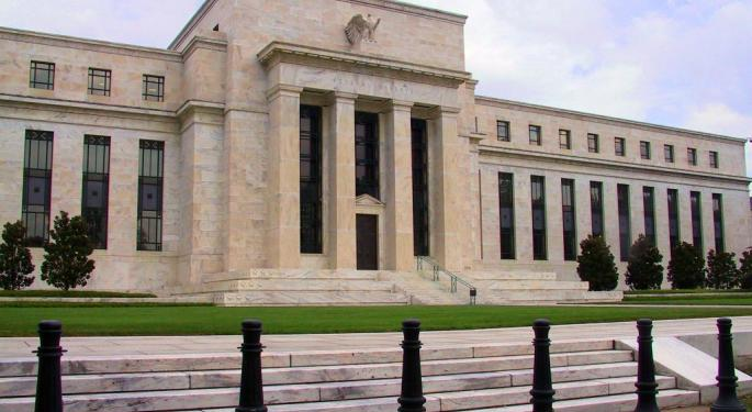 Federal Reserve Leaves Rates Unchanged; Bullard Dissents
