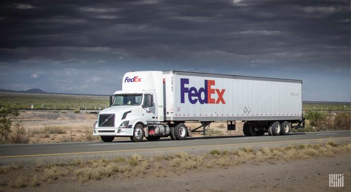FreightTech 25: FedEx Ramps Up IT For Next Year's e-Commerce Wars