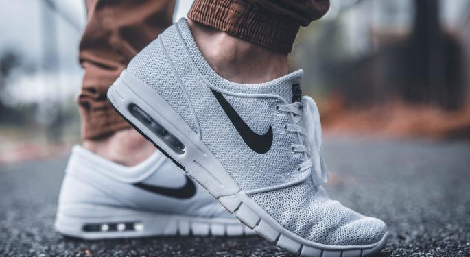 Morgan Stanley Says Buys The Nike Dip
