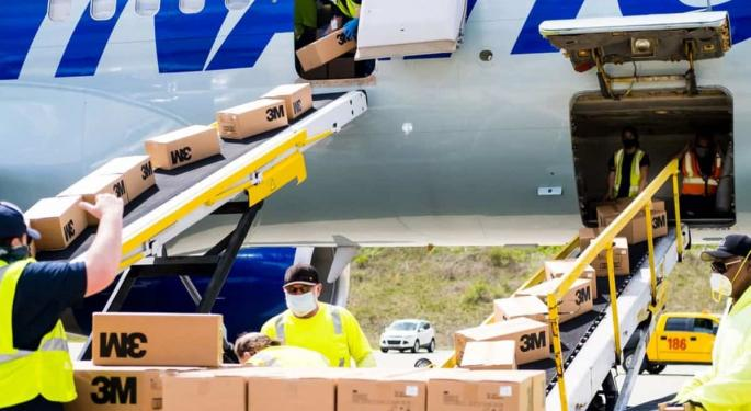 FEMA Expands Coronavirus Relief Flights To More Airports