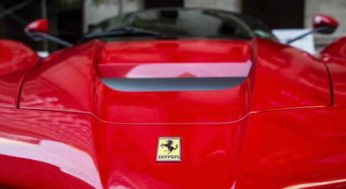 Multiple Auto Analysts: Ferrari's Stock Could See Downside, May Not Find Growth