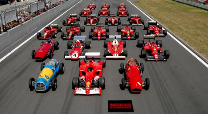 Could Netflix Help Shares Of Formula One?