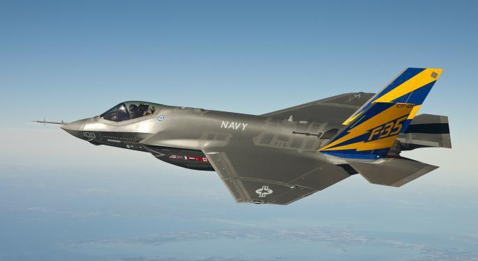 Baird Previews Aerospace & Defense Q4: 'Long Defense, Tactical On Bizjets'