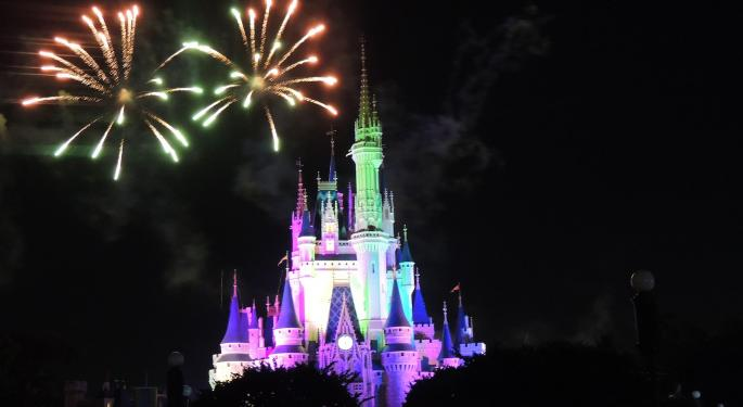$1,000, 5 Years Later: Disney Stock Finds Its Magic Kingdom