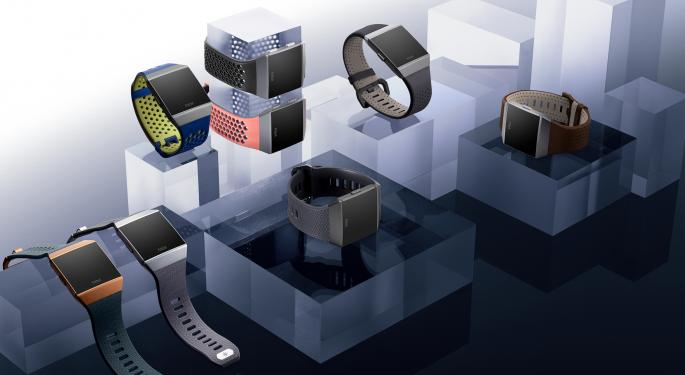 Fitbit Reports A Profit: The Street Debates What's Next