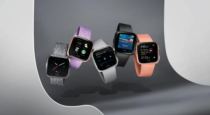 Analyst Upgrades Fitbit Ahead Of Push Into MedTech Space