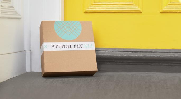Buy Stitch Fix Amid Record Short Interest, SunTrust Says Ahead Of Q4 Report