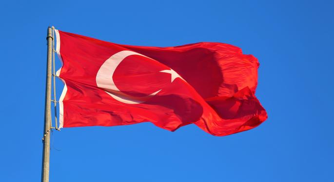 Turkish Trouble Lurks Again For This ETF