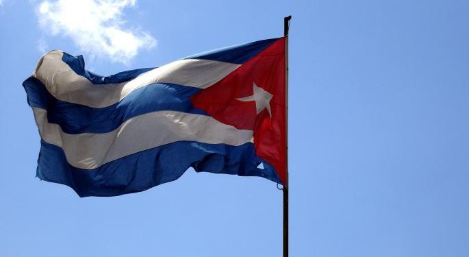 Carnival Granted License For Cuban Travel; Projected Initial Sailing May 2016