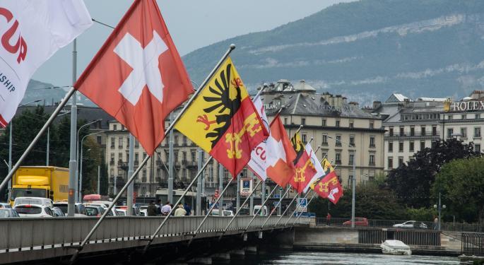 Swiss Bank Chairman Benjamin de Rothschild Dies Of Heart Attack At 57
