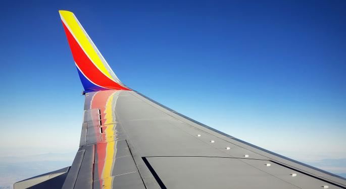 Southwest Airlines 'Best-Positioned' To Weather Downturn, BofA Says In Upgrade