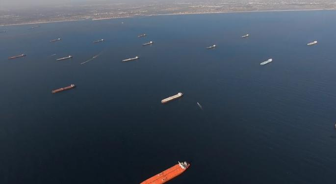 China Congestion And Stubborn Storage Buoy Tanker Rates